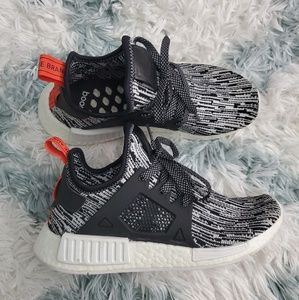 "Adidas NMD XR1 PK ""Glitch Camo"" men's shoes"